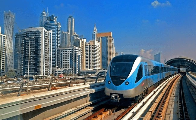 RETIA equipped Dubai Metro with a recording system