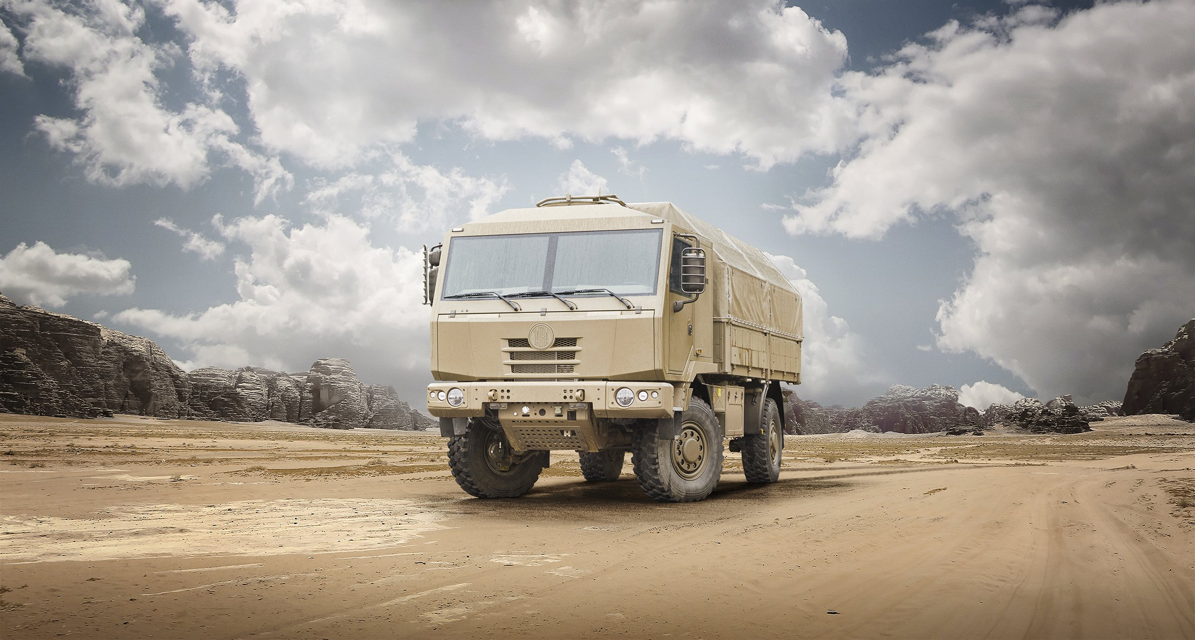 The companies of CZECHOSLOVAK GROUP and TATRA TRUCKS to take part in IDEX 2019 defence technology exhibition in Abu Dhabi